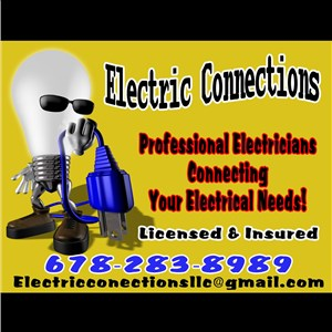 Electric Connections, Inc Logo
