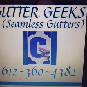 Gutter Geeks Cover Photo