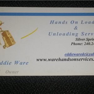 Ware Hands On Services Logo