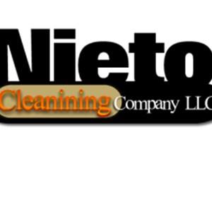 Nieto Cleaning Company Logo