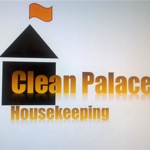 Clean Palace Housekeeping Logo