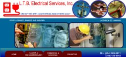 Ltb Electrical Service Inc Logo