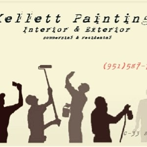 Kellett Painting Logo