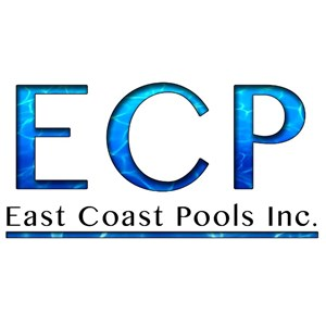 East Coast Pools Logo