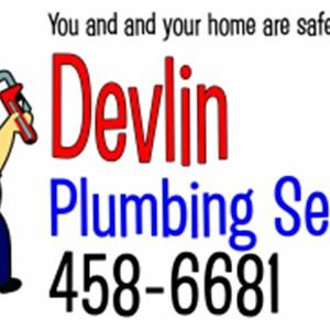Devlin Plumbing Logo