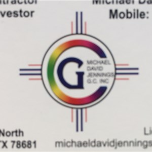 Michael David Jennings General Contractor Inc. Cover Photo