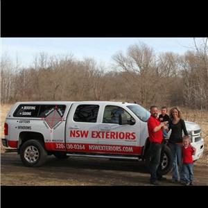 Nsw Exteriors, LLC Logo