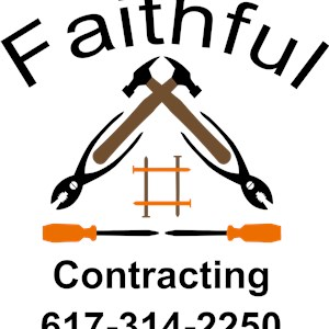 Faithful Contracting Logo