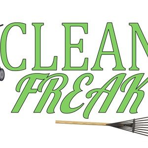 Clean Freak Logo