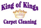 King of Kings Carpet Cleaning Logo