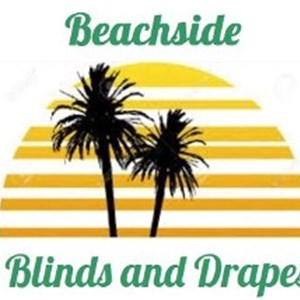 Beachside Blinds And Drapes Logo