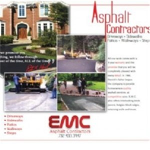 Emc Paving Company Cover Photo