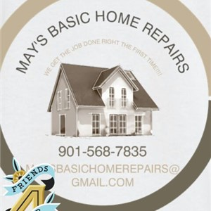 Mays Basic Home Repairs Logo