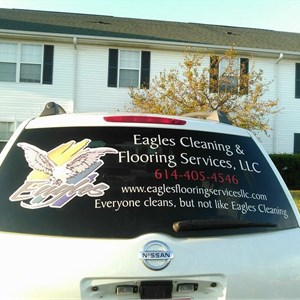 Eagles Cleaning Flooring Services Logo