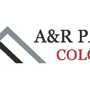 A&R Painting Colorado Logo