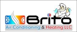 BRITO AIR CONDITIONING AND HEATING Logo