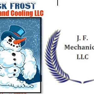 Jack Frost Heating And Cooling LLC / JF Mechanical LLC Logo