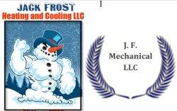 Jack Frost Heating And Cooling LLC / JF Mechanical LLC Logo