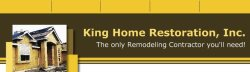 King Home Restoration Inc Logo