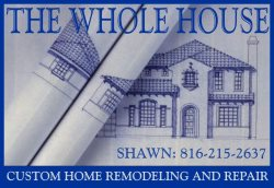 The Whole House Logo