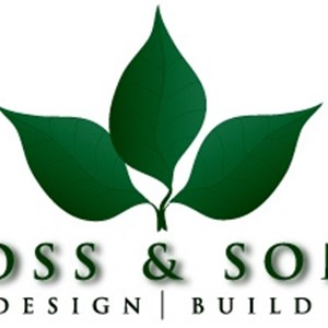 Voss & Sons Design- Build Logo