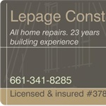 Lepage Construction Cover Photo