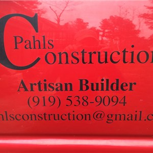Pahls Construction Logo