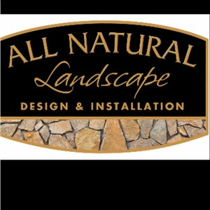 All Natural Landscape, LLC Logo