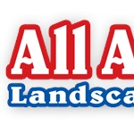 All American Landscape Design Logo