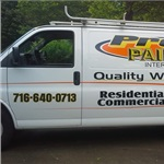 Pro-painting Company Logo