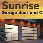 Sunrise Doors Logo
