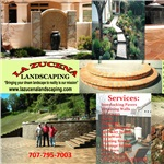 La Zucena Landscaping Interlocking pavers and concrete Logo