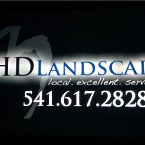 HD Landscape Cover Photo