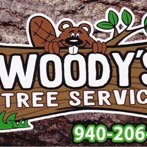Woodys Tree Service Logo