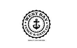 West Bay Fence & Gate Co. Logo
