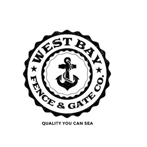West Bay Fence & Gate Co. Logo