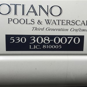Fotiano Pools & Waterscapes Logo