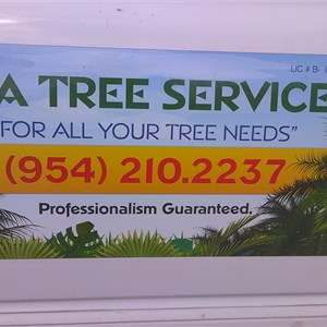 A A Tree Service Cover Photo