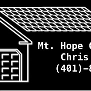Mt Hope Garage Door Logo