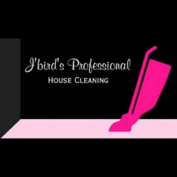 Jbirds Professional House Cleaning Logo