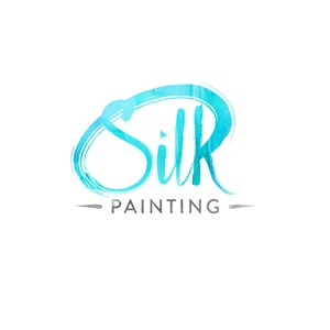 Silk Painting LLC Logo