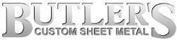 Butlers Custom Sheet Metal, LLC Logo