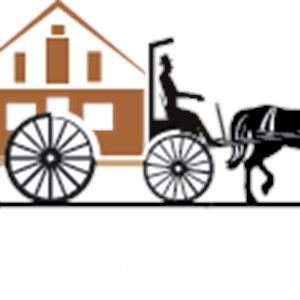 Slow Eds Amish Sheds Logo