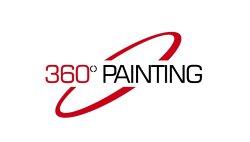 360 Painting of Austin/bastrop Logo