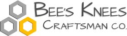 Bees Knees Craftsman Co. Logo