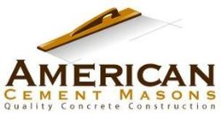 American Cement Masons Logo