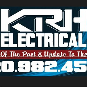 Krh Electrical Logo