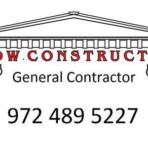 Snow Construction Logo