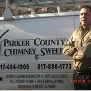 P.C.C.S  Chimney Services Logo