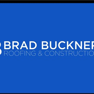 Brad Buckner Roofing And Construction Logo